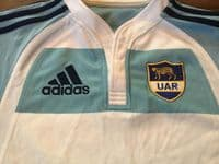 Classic Rugby Shirts   2007 Argentina Old Vintage Retro Jerseys
